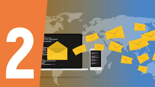 email marketing namen kampanje